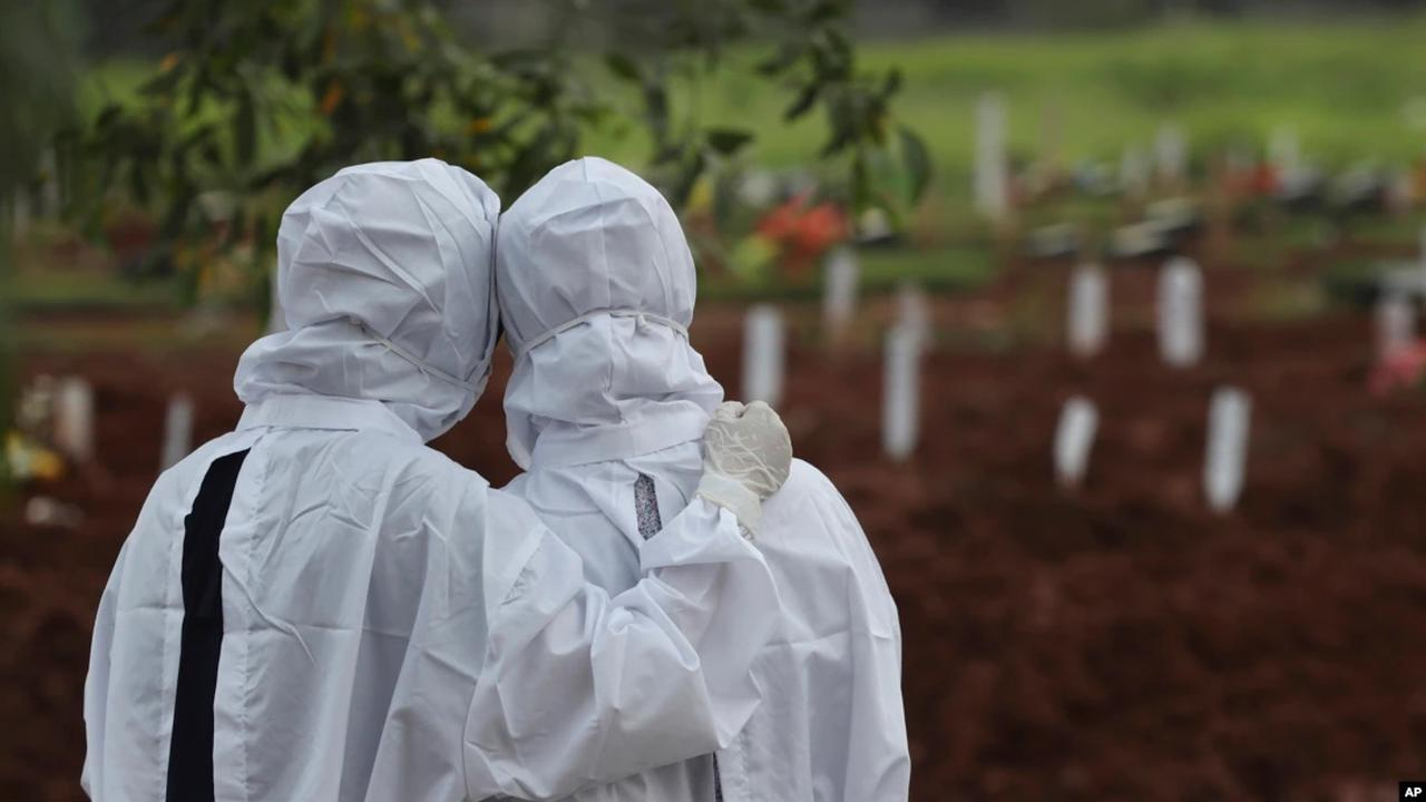 Coronavirus : L'Afrique du Sud a franchi la barre des 5000 morts