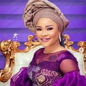 Meet Queen Damilola, Who Is 23 Years Old And Married To Alaafin of Oyo, 82  (Photos)
