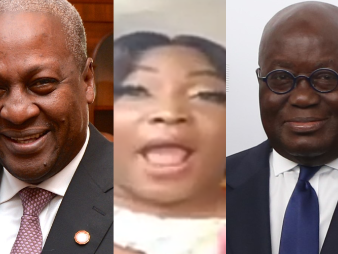 "097bfdbbb78503e7e62a62df6a1b83f3?quality=uhq&resize=720 - ""Doom Prophecy"": Popular Prophetess warns Nana Addo and the NPP over the 2020 Elections"