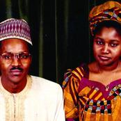 Meet The First Wife Of President Muhammadu Buhari And The Children He Had Through Her [Photos]