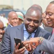 Two DP Ruto Allies Join Uhuru's Camp