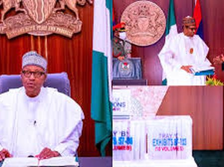 I want Nigeria to be counted among countries that do not tolerate corruption. - Pres. Buhari.