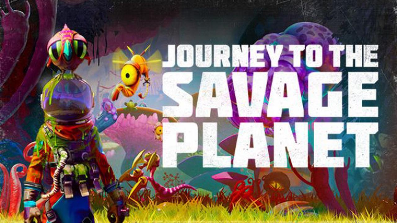 Journey to the Savage Planet sortira cette semaine sur Steam
