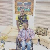 Nigerian Football Legend Hosts Ritaion Today After He Returned From Bauchi, Check Out Lovely Photos