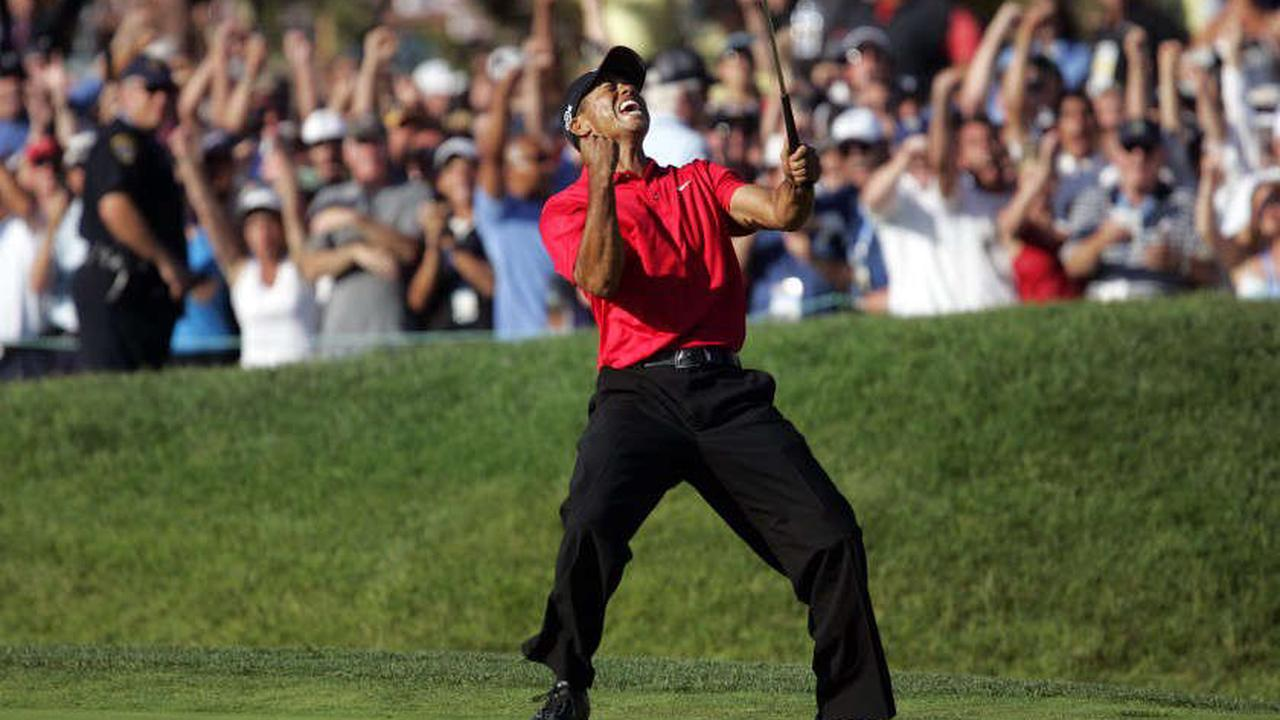 Tiger Woods' 2008 U.S. Open victory at Torrey Pines 'probably the best ever'