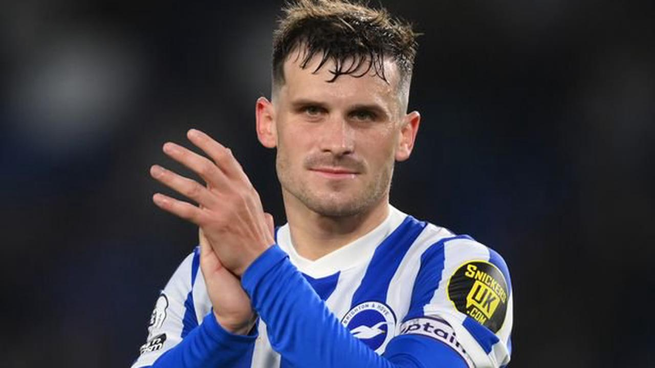 Pascal Gross has quizzed Adam Lallana about Liverpool amid transfer links