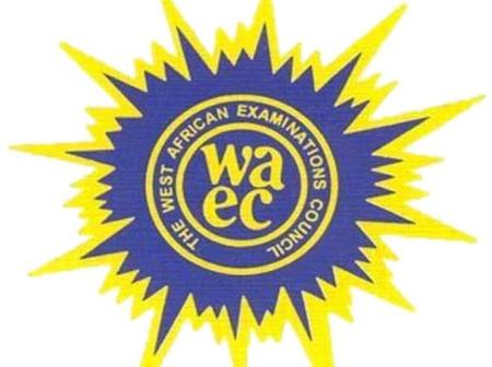 Release from West Africa Examination Council (WAEC).