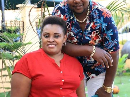 Muigai Wa Njoroge Professes His Love To His First Wife; You Are The Best