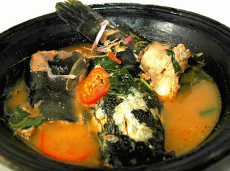 How To prepare Cat Fish Pepper Soup