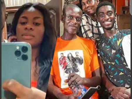 Yaa Jackson With Her Family Pops Up On Social Media (Photos)