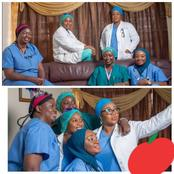 These Five Ladies are From the Same Parents & They are all Medical Doctors (Photos)