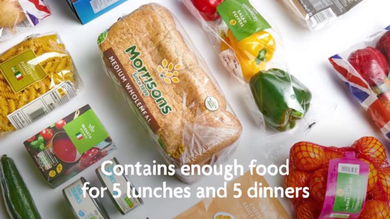 Morrisons is banning all plastic bags from stores