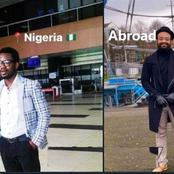 11 Transformation Photos From Nigerians Living Abroad