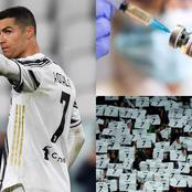 Cristiano Ronaldo and coronavirus vaccine skepticism – see what the Italians want Ronaldo to do.