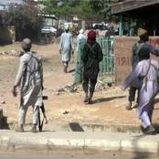 Happening Now: Suspected Fulani Herdsmen currently attacking people in Ebonyi State