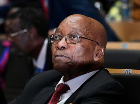 Failed attempts to jail former president Mr JG Zuma such a shocker