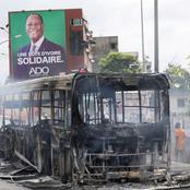 Présidentielle en Côte d'Ivoire : un nouveau mort lors de manifestations de l'opposition