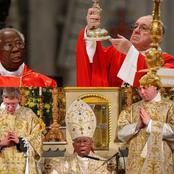 Photos Of Cardinal Arinze; Meet The Igbo Man Who Nearly Became A Roman Catholic Pope.