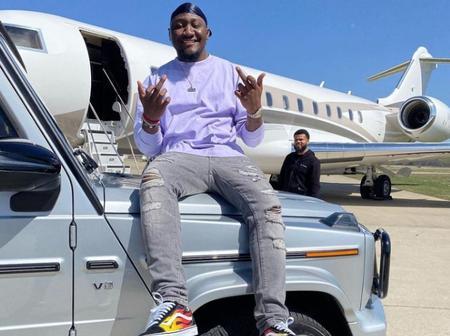 Davido's Cousin Arrives Cincinnati In US, Says