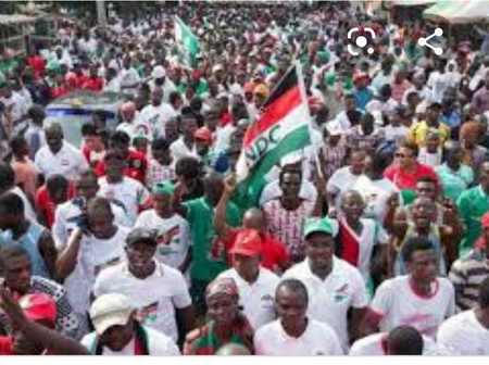 Savannah Region NDC Supporters To Embark On A Protest