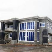 Interior Of Zubby Michael's Mansion In Lagos, Check Out The Beautiful House