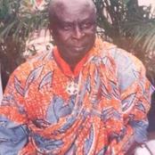 Deuil : décès ce mercredi du Grand planteur ivoirien Sansan Kouao depuis son exil au Ghana