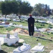 قصة.. دفن الزوج زوجته وفي الصباح احضر حارس المقبرة له مفاجأة صادمة لم تكن في الحسبان