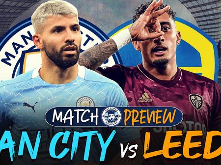 Manchester City vs Leeds United