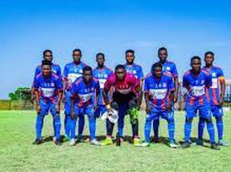 Wa Suntaa sporting Club has lost three matches in role in the DOL 2020/2021 season