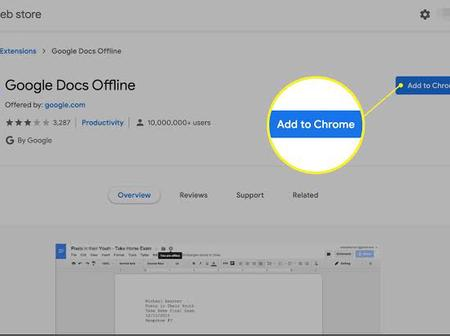 How to Access Google Drive Offline
