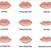 Checkout What The Shape Of Your Lips Says About You
