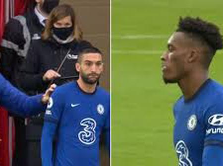 Chelsea: Why Callum Hudson Odoi Was Substituted Just After Coming in as a Substitute