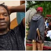 They Are Abusing The Children, People React As Amotekun Arrest Pupils For Acting Like Marlians