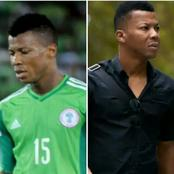 Remember Super Eagles Forward Ike Uche? See How He Looks Like Now (Photos)