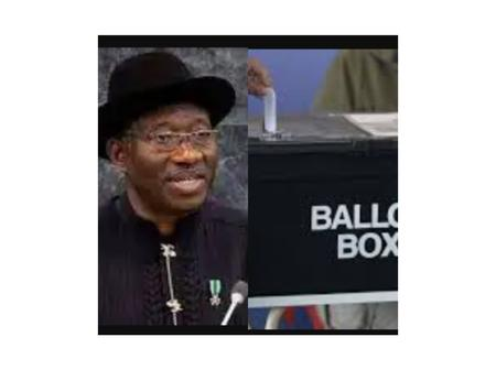 Read what Good Luck Jonathan said about Nigerian election and Ballot Papers.
