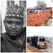 Mixed Reactions As A Hausa Man Sends A Strong Message To Southerners About The Northern Food Strike