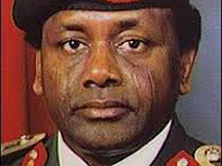 Abacha Is Truly A Legend: He Is The First Nigerian Soldier To Have Achieved This In The Army
