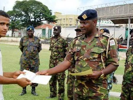 55 Arrested After Presenting Fake KDF Recruitment Letters in Eldoret