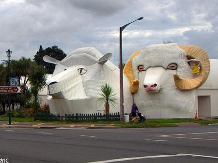 The 10 Most Bizarre Buildings In The World That Will Blow Your Mind