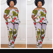 Ladies, Check Out Classic Ankara Styles You Should Have In Your Wardrobe