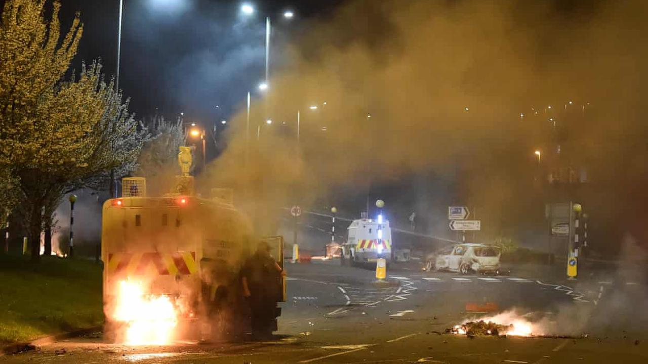 Northern Ireland Riots: Throwing money at paramilitary-linked groups in an effort to buy peace has failed