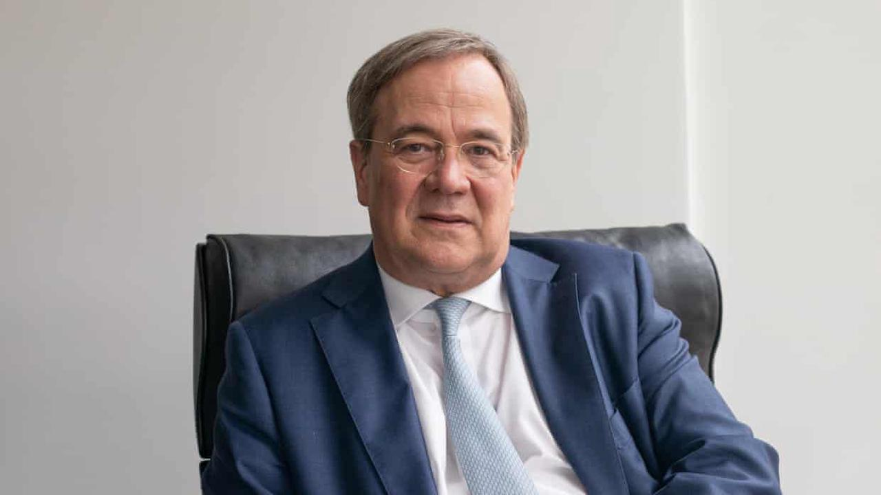 CDU leader Armin Laschet: 'Even in the coldest of cold wars there was dialogue'