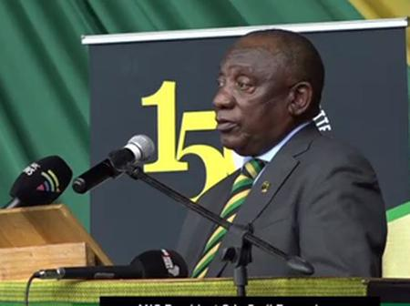 BREAKING: Ramaphosa Appoint New SANDEF Chief