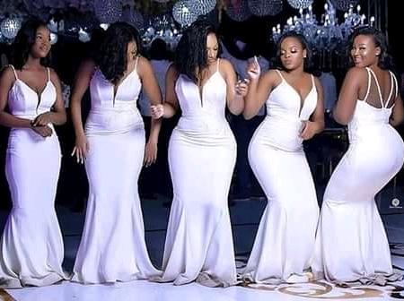 Why Are All Girls In Bridal Train Beautiful? Checkout What I'm Talking About (Photos)