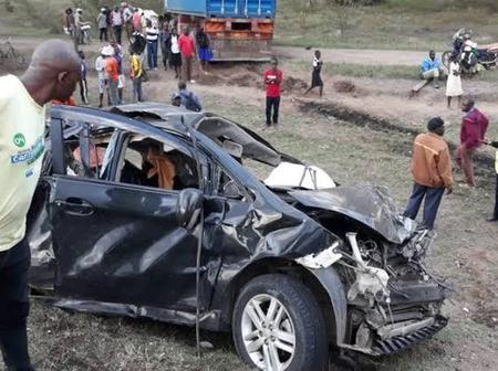 Deadly Accident in Kirinyaga as Students Head Home for Easter Holiday