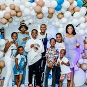 Ayanda Ncwane shared a picture of her son's birthday on social media.