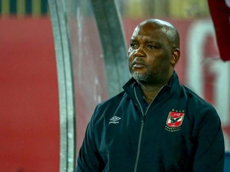 It is Alleged That Pitso Mosimane Has been Offered a Job to Coach Egyptian National Team