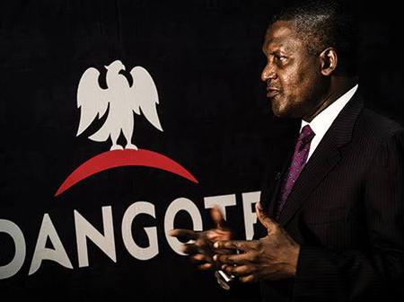 Dangote: See why Dangote Cement is sold N1800 in Zambia.