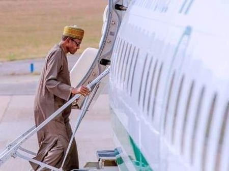 President Buhari Will Leave Nigeria On Tuesday To United Kingdom, See The Reason Why He's Traveling