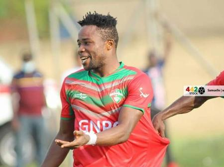 Diawisie Taylor becomes first Ghanaian player to make this record this season